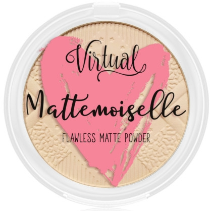 Cipria opacizzante - Virtual Mattemoiselle Flawless Matte Powder