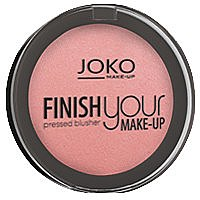 Profumi e cosmetici Blush compatto - Joko Finish your Make-up Pressed Blusher