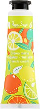 Profumi e cosmetici Crema mani - Peggy Sage Agrumes-The Vert Hands Cream