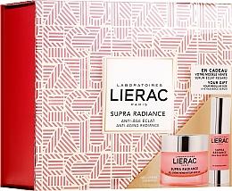 Profumi e cosmetici Set - Lierac Supra Radiance (gel/cr/50ml + eye/ser/15ml)