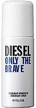 Profumi e cosmetici Diesel Only The Brave - Deodorante
