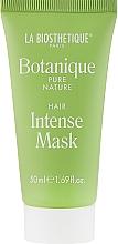 Profumi e cosmetici Maschera capelli rivitalizzante - La Biosthetique Botanique Pure Nature Intense Mask