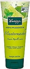 "Profumi e cosmetici Gel doccia ""Risveglio"" - Kneipp Lime, Mint & Guarana Body Wash Jumpstart"