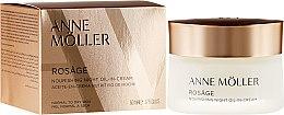 Profumi e cosmetici Crema viso, da notte - Anne Moller Rosage Night Oil In Cream