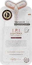 Profumi e cosmetici Maschera-fiale illuminante viso - Mediheal I.P.I Lightmax Ampoule Mask Ex