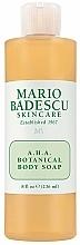 Profumi e cosmetici Sapone corpo alle erbe - Mario Badescu A.H.A. Botanical Body Soap