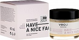 Profumi e cosmetici Crema idratante profonda da giorno - Veoli Botanica Deep Moisturizer Have A Nice Face