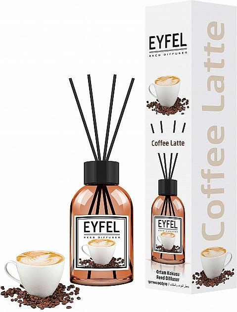 "Diffusore di aromi ""Caffè"" - Eyfel Perfume Reed Diffuser Coffee"