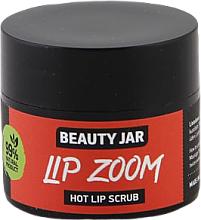 Profumi e cosmetici Scrub al zucchero labbra - Beauty Jar Lip Zoom Hot Lip Scrub