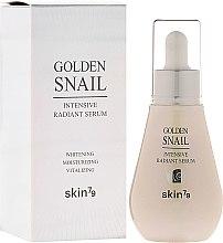 Profumi e cosmetici Siero schiarente - Skin79 Golden Snail Intensive Radiant Serum