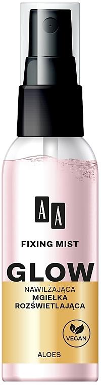 Spray fissativo - AA Fixing Mist Glow — foto N1