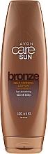 Profumi e cosmetici Lozione idratante abbronzante - Avon Care Sun Moisturising Self-Tan Face & Body Lotion