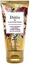 Profumi e cosmetici Bath And Body Works Dahlia - Crema corpo