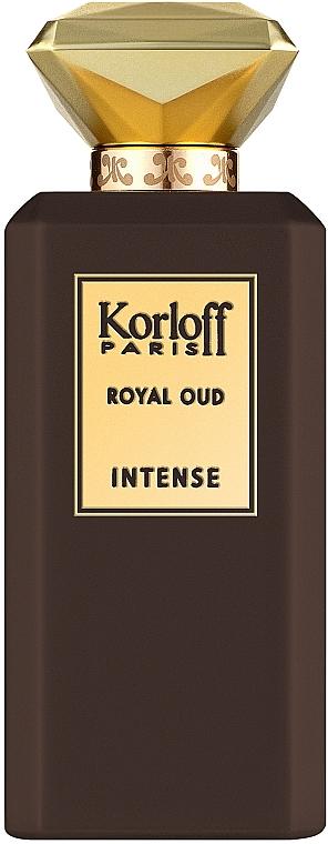 Korloff Paris Royal Oud Intense - Profumo