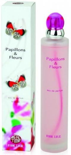 Real Time Papillons & Fleurs - Eau de Parfum