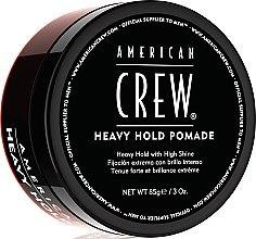 Profumi e cosmetici Pomata per lo styling - American Crew Heavy Hold Pomade