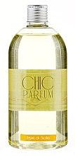 Profumi e cosmetici Unità di ricambio per diffusore di aromi - Chic Parfum Refill Muschio Agrumi di Sicilia
