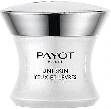Profumi e cosmetici Balsamo contorno occhi e labbra - Payot Uni Skin Yeux et Levres