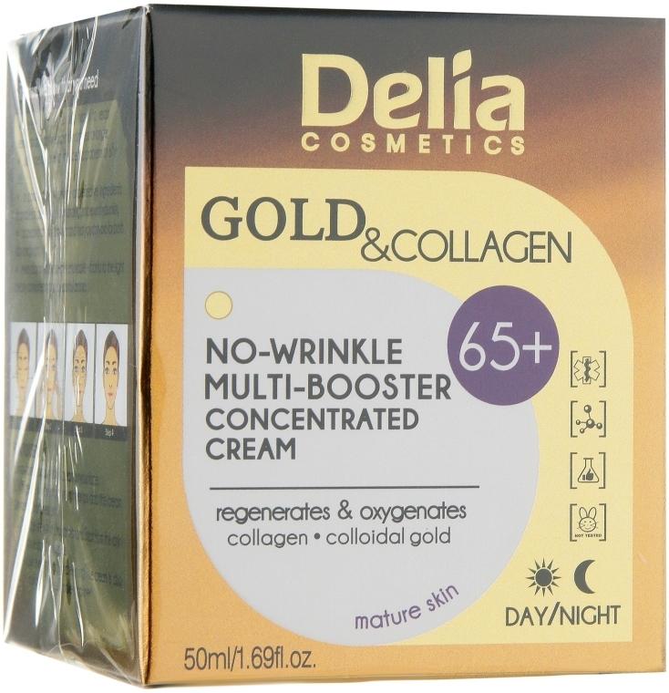 Set - Delia 65+ (f/cream/50ml + f/serum/10ml) — foto N2