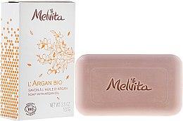 Profumi e cosmetici Sapone viso e corpo - Melvita L'Argan Bio Soap With Argan Oil
