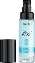 Profumi e cosmetici Base idratante per il trucco - Ingrid Cosmetics Make-up Base Long-Lasting Moisturizing & Rejuvenating