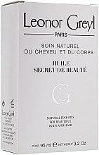"""Profumi e cosmetici Olio per capelli e corpo """"Segreto di bellezza"""" - Leonor Greyl Huile Secret de Beaute"""