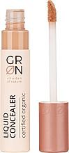 Profumi e cosmetici Correttore - GRN Liquid Concealer