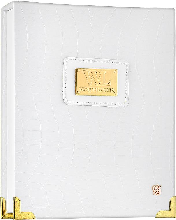 Alexandre.J Western Leather White - Eau de Parfum — foto N2