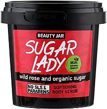 Profumi e cosmetici Scrub corpo ammorbidente Sugar Lady - Beauty Jar Softening Body Scrub