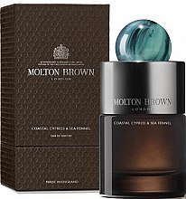 Profumi e cosmetici Molton Brown Coastal Cypress & Sea Fennel Eau de Parfum - Eau de parfum