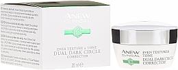 Profumi e cosmetici Crema contorno occhi - Avon Anew Clinical Even Texture & Tone Dual Dark Circle Corrector