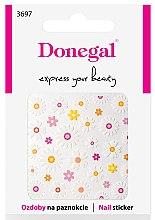 Profumi e cosmetici Adesivi per unghie, 3697 - Donegal