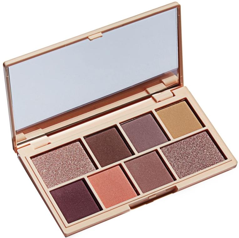 Palette ombretti, 8 tonalità - I Heart Revolution Mini Eyeshadow Palette