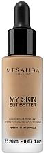 Profumi e cosmetici Fondotinta-fluido - Mesauda Milano My Skin But Better