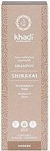 """Profumi e cosmetici Shampoo ayurvedico """"Shikakai"""" per tutti i tipi di capelli - Khadi"""