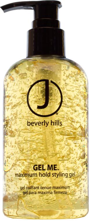 Gel per capelli a tenuta extra forte - J Beverly Hills Gel Me Maximum Hold Styling Gel — foto N1
