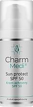 Profumi e cosmetici Crema solare viso - Charmine Rose Charm Medi Sun Protect SPF50