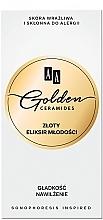 Profumi e cosmetici Elisir viso - AA Golden Ceramides Golden Elixir of Youth