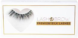 Profumi e cosmetici Ciglia finte - Lash Brow Premium Silk Lashes Wow Lashes