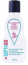 Profumi e cosmetici Liquido antibatterico alla menta - Septago Gel