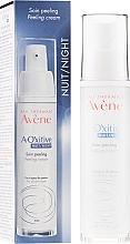 Profumi e cosmetici Crema peeling per pelli radiose da notte - Avene A-Oxitive Night Peeling Cream