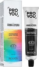 Profumi e cosmetici Tinta per capelli - Revlon Professional Pro You The Color Maker Permanent Hair Color