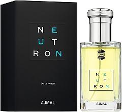 Profumi e cosmetici Ajmal Neutron - Eau de Parfum