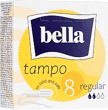 Profumi e cosmetici Tamponi igienici Tampo Premium Comfort Regular, 8 pezzi. - Bella