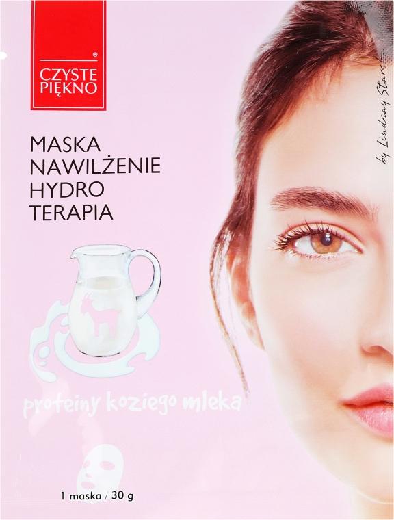 Maschera viso al latte di capra - Czyste Piekno Hydro Therapia Face Mask