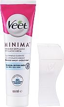 Profumi e cosmetici Crema depilatoria per pelli sensibili - Veet Minima