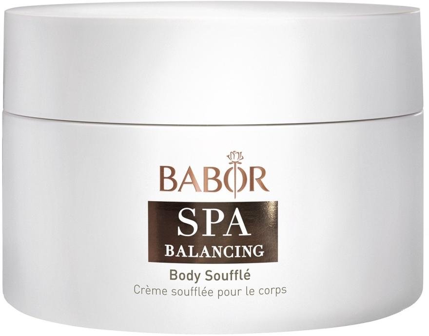 "Crema corpo ""Soufflé"" - Babor Balancing Body Souffle"