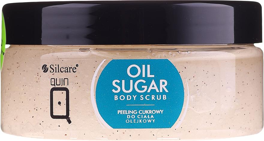 Peeling corpo - Silcare Quin Sugar Body Peel Oil