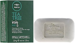Profumi e cosmetici Sapone detergente - Paul Mitchell Tea Tree Body Bar