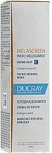Profumi e cosmetici Crema notte viso - Ducray Melascreen Night Cream
